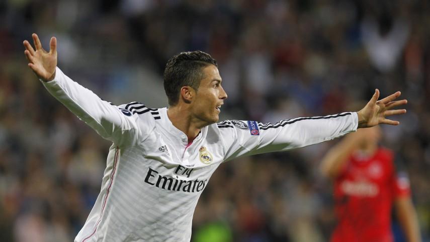 Cristiano Ronaldo, nominado al mejor jugador en Europa
