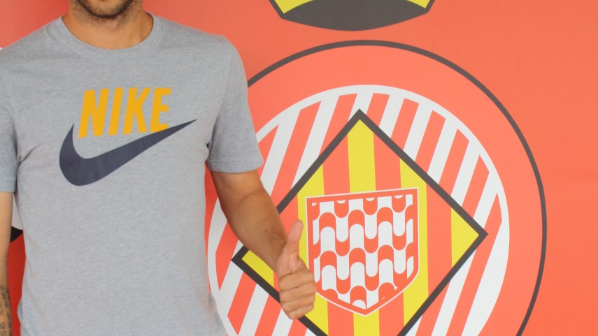 Cristian Gómez, cedido al Girona