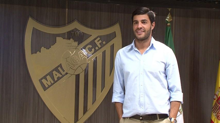 Miguel Torres, nuevo jugador del Málaga