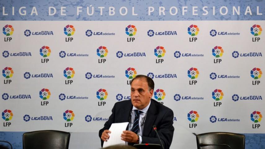 La LFP, presente en el Consejo de la EPFL y en el Consejo Estratégico de la UEFA