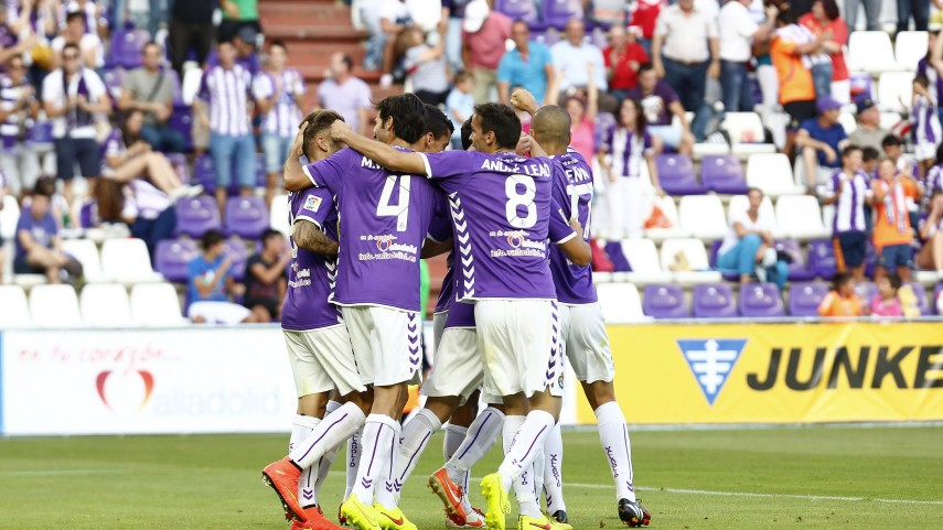El Valladolid arranca con victoria