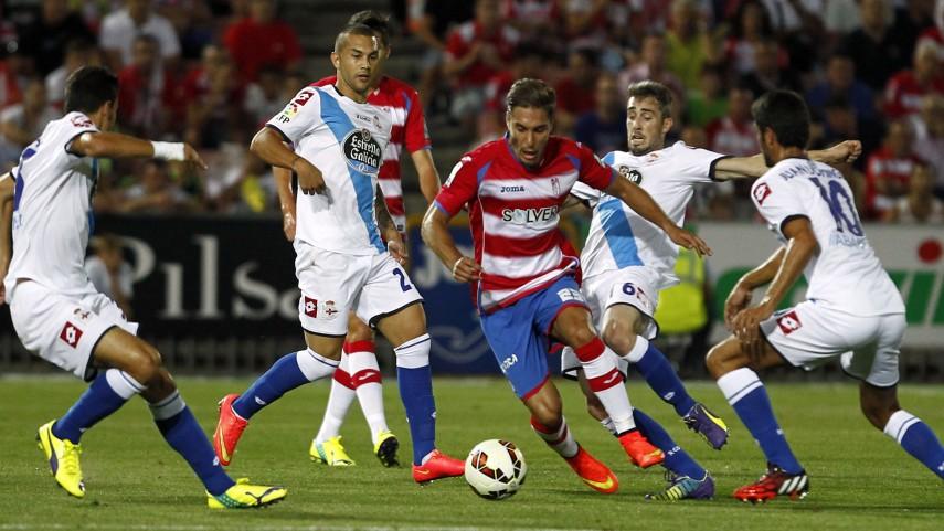 El 'nuevo' Granada comienza con victoria