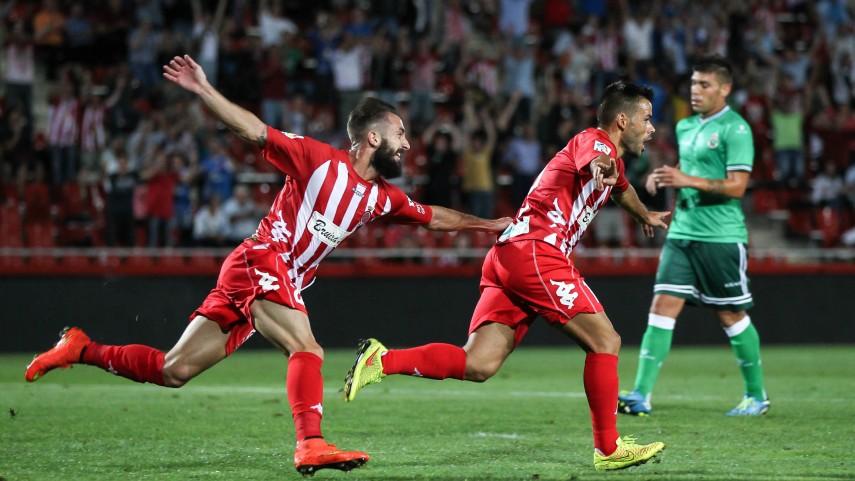 Sanchón firma la victoria al Girona