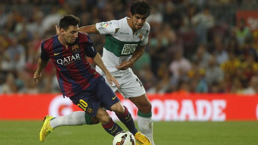 El Barcelona de Luis Enrique arranca con victoria