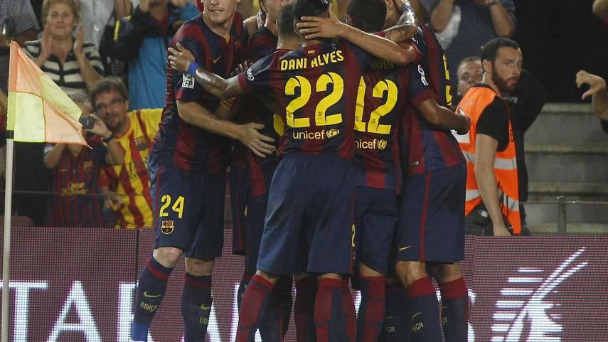 Douglas, séptima incorporación del Barcelona