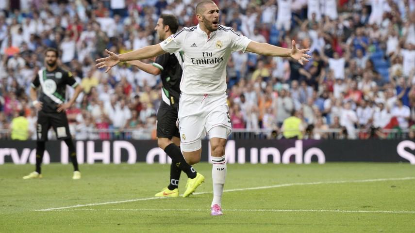 Benzema y Ronaldo sellan el triunfo del Real Madrid