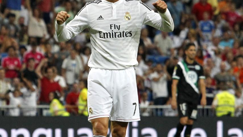 Cristiano Ronaldo, Premio al Mejor Jugador en Europa de la UEFA