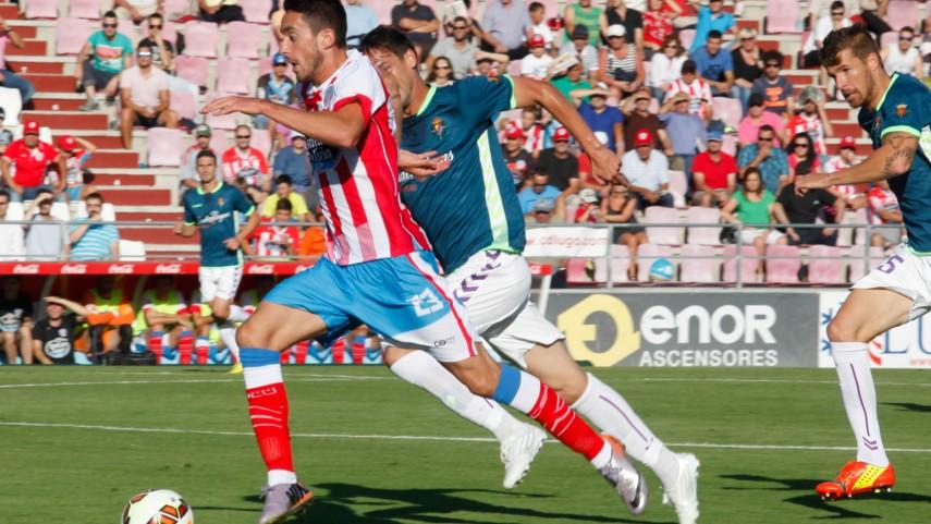 Carlos Pita logra los tres primeros puntos del Lugo