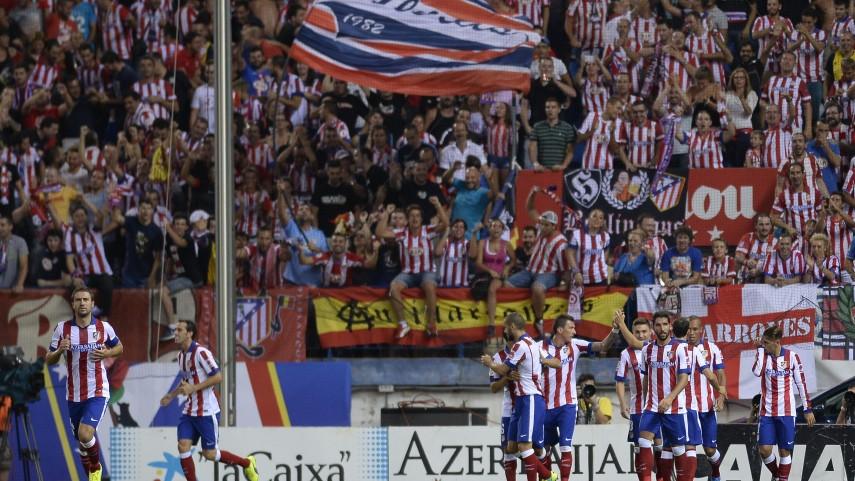 Cerci, al Atlético