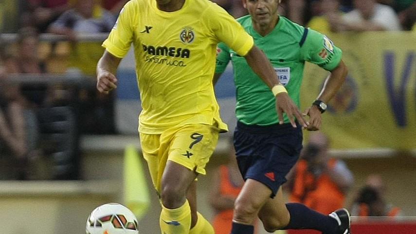 Lesionados en el Villarreal
