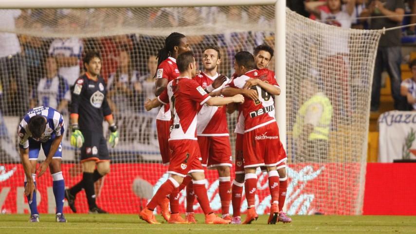 Cuatro goles y emoción hasta el final en Riazor