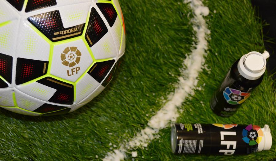 2a9c84551a430 El espray evanescente se utilizará en todas las competiciones españolas