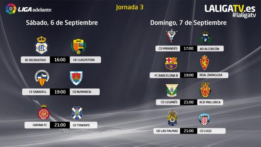 Fin de semana apasionante en La Liga TV
