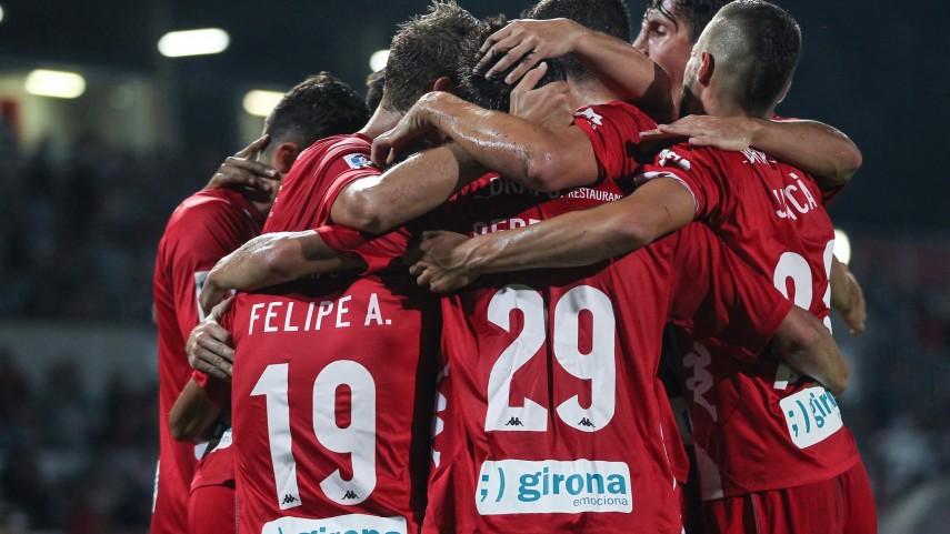 Girona y Alavés avanzan en la Copa del Rey