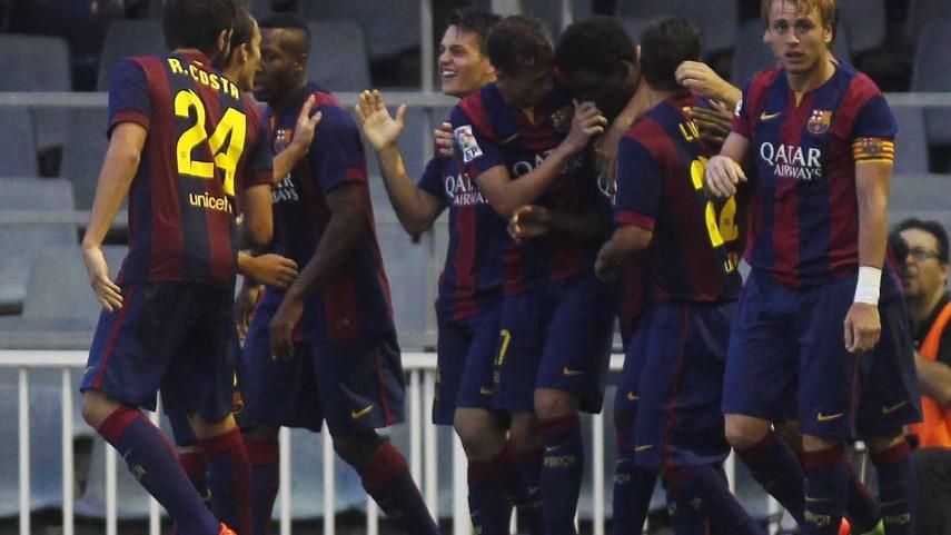 La Liga Adelante, una fiesta del gol
