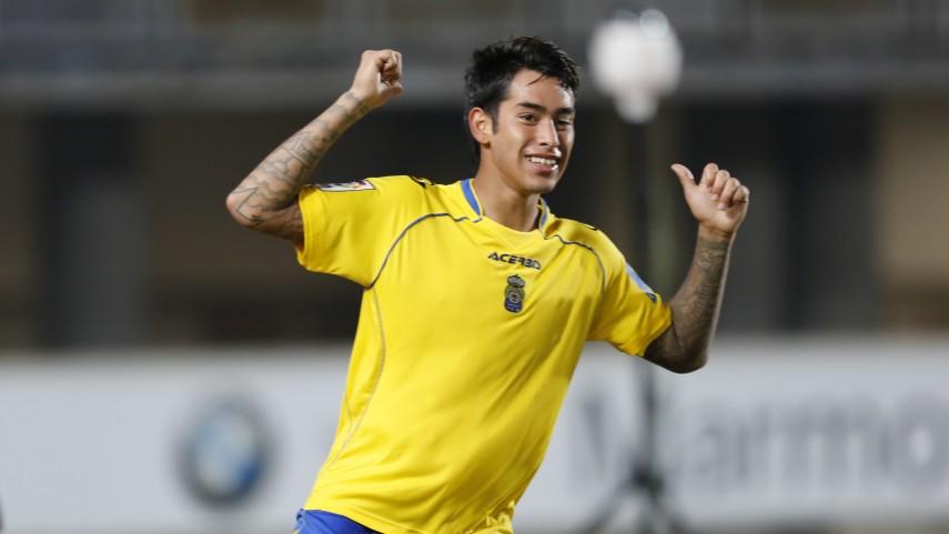 Premios BBVA: Sergio Araujo, mejor jugador de la Liga Adelante en septiembre