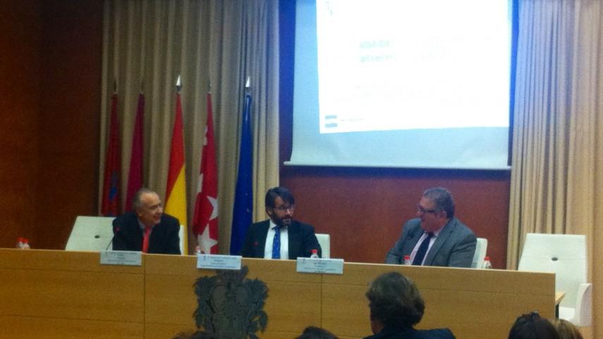 La LFP participó en las jornadas de la Asociación de Derecho Deportivo de Madrid