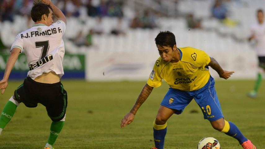 Las Palmas y Sergio Araujo continúan su buena racha