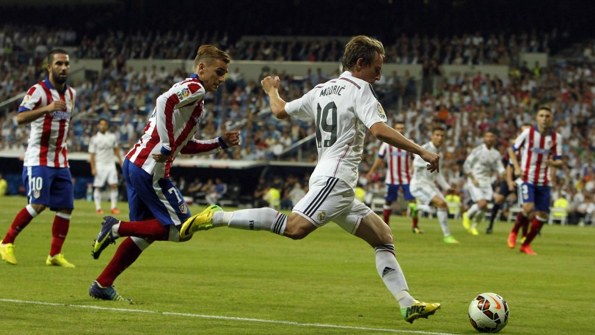 El Real Madrid pierde a Luka Modrić