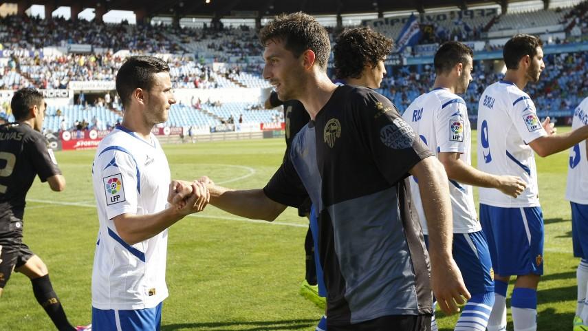 El Sabadell obtiene su recompensa en La Romareda