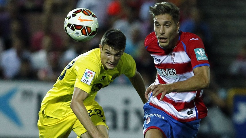 Goalless draw at Los Cármenes