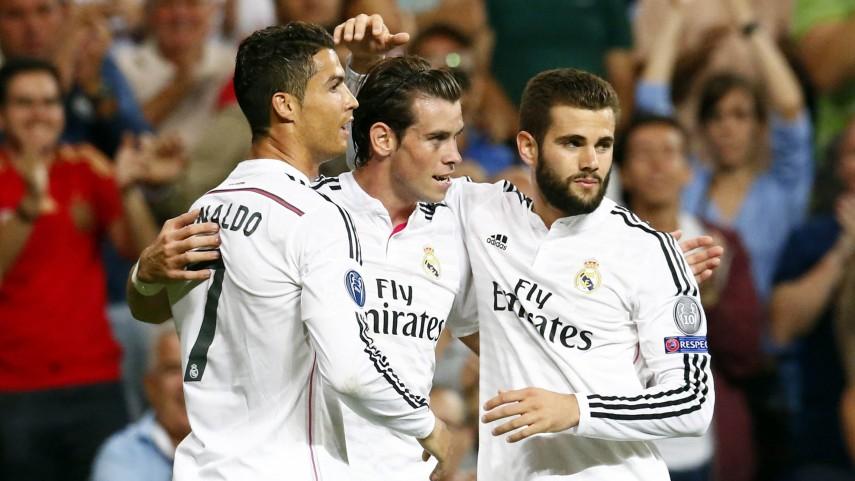 Real Madrid y Atlético, suerte dispar en la Champions