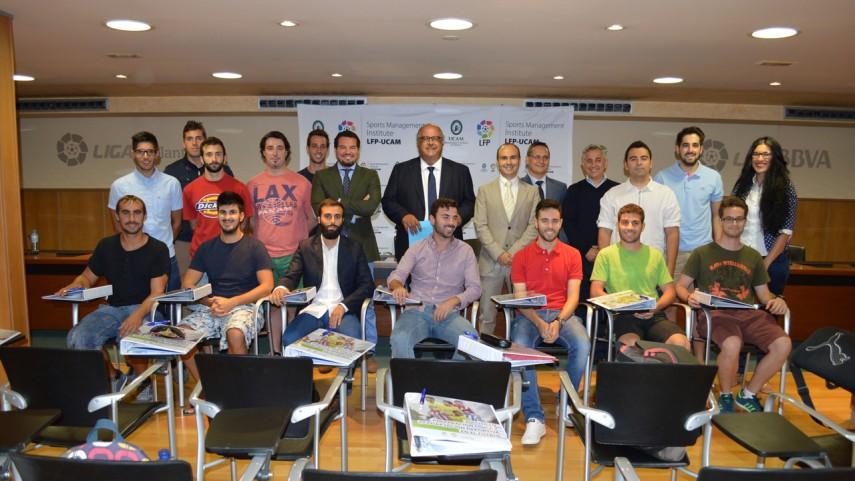 Comienza el Máster en Preparación Física y Readaptación Deportiva en el Fútbol
