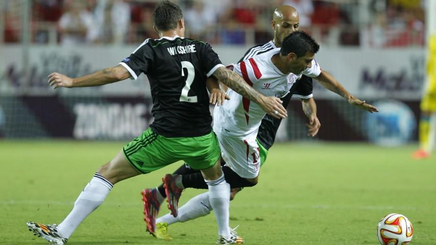 Primer paso de Villarreal y Sevilla en la Europa League