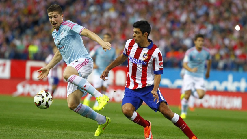 Emocionante reparto de puntos en el Calderón