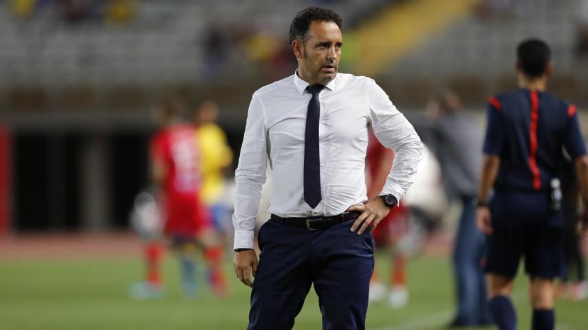 Bordalás, nuevo entrenador del Getafe CF
