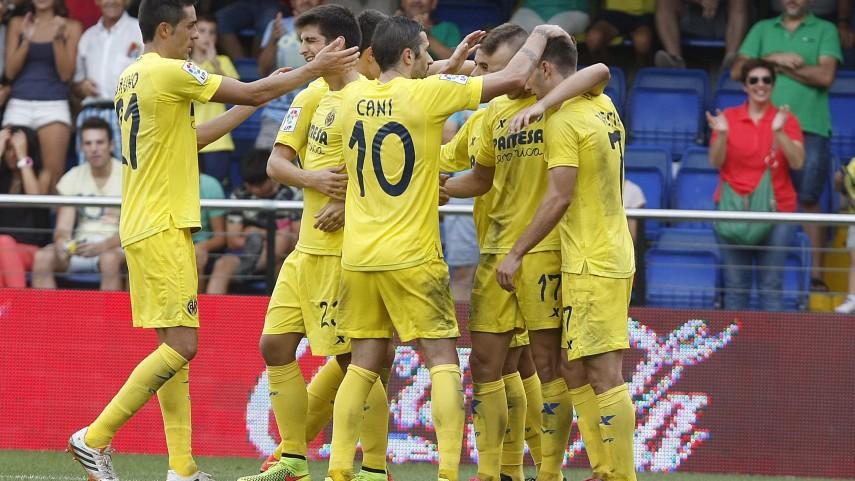 Vietto deslumbra en la gesta del Villarreal