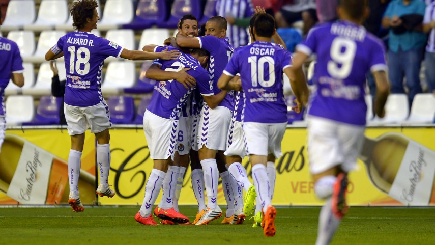 Tres puntos 'estratégicos' para el Valladolid