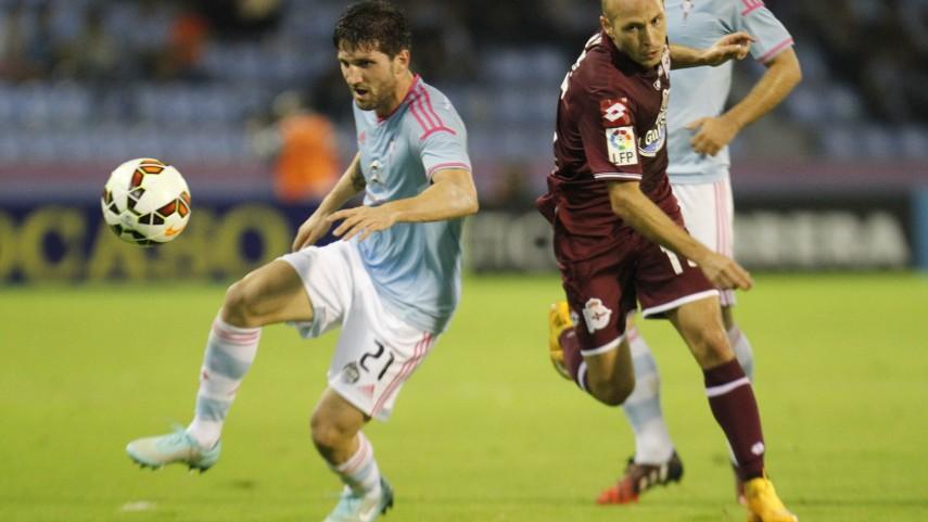 Carles Planas, baja ocho semanas