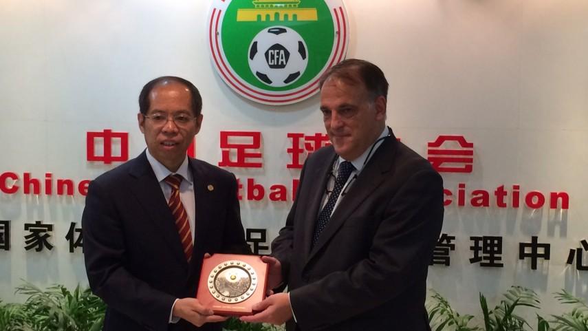 LFP y Charm, nuevos socios en el mercado asiático