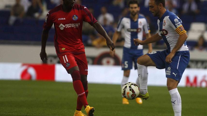 Primera victoria del curso para el Espanyol