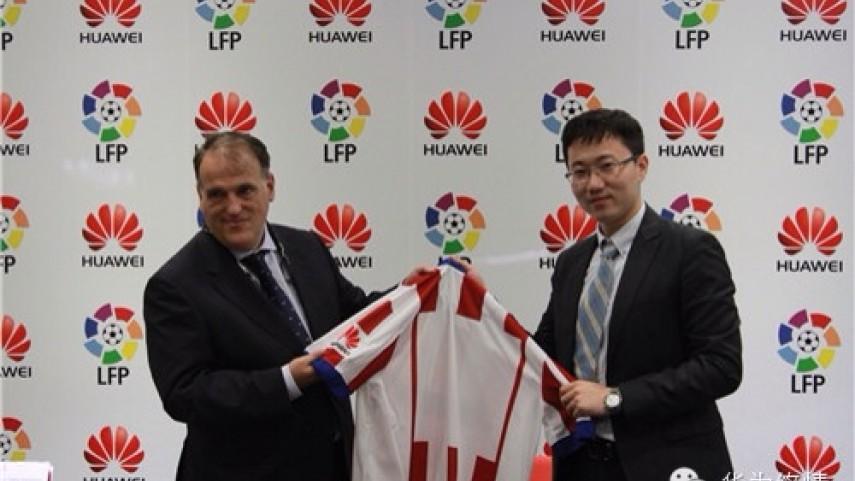 La LFP renueva el acuerdo con Huawei