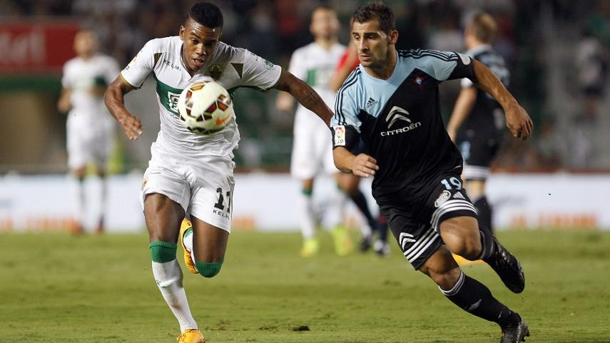 Jonny Castro renueva con el Celta