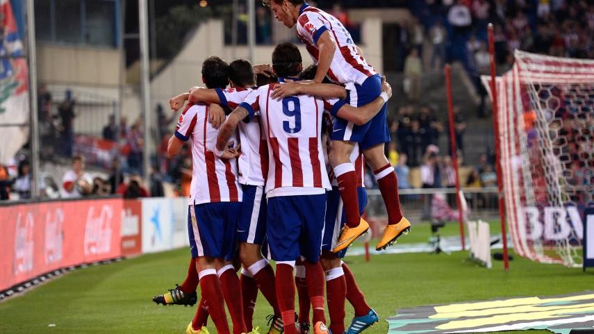 El Atlético brilla ante el Sevilla