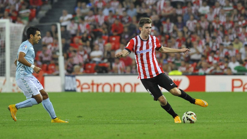 El Athletic ata a Laporte