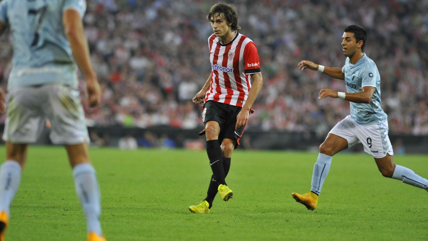 Iturraspe vestirá la elástica del Athletic hasta 2019
