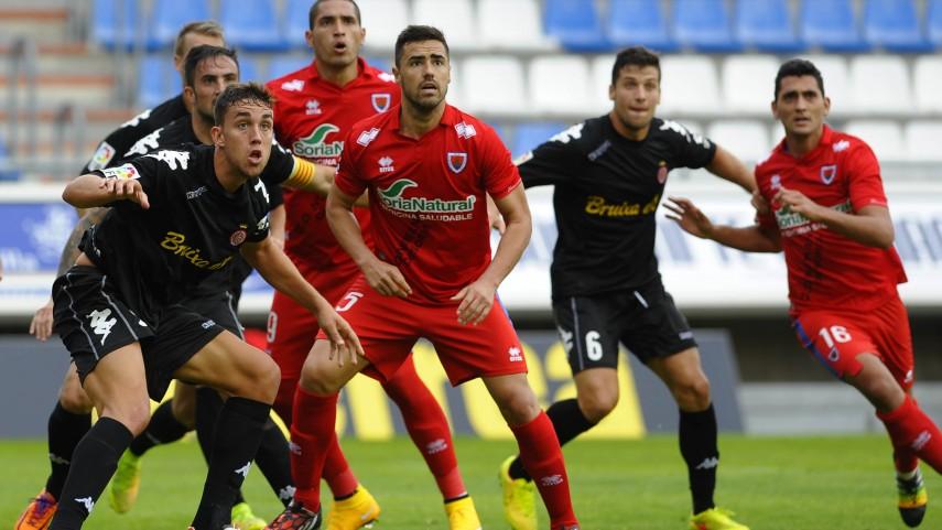 Jandro aparece a tiempo para el Girona
