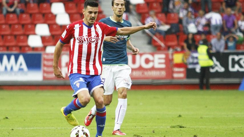 Guerrero rescata un punto ante el Valladolid