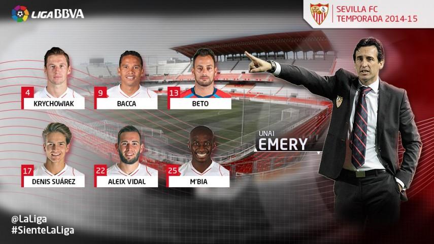 Emery quiere hacer soñar al Sevilla