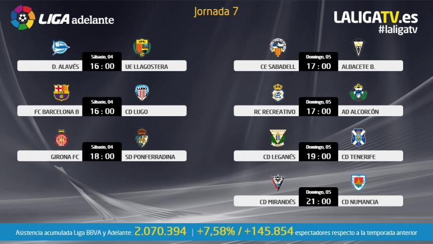 La emoción y el fútbol te esperan en La Liga TV