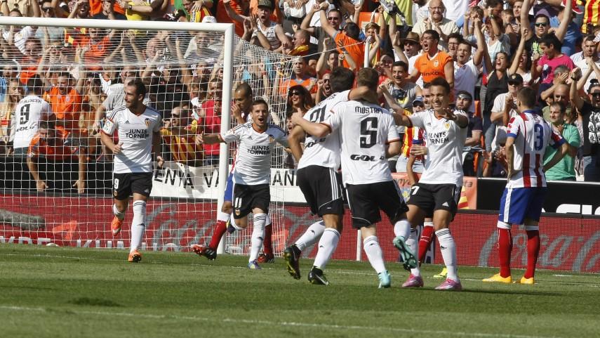 El Valencia muestra sus credenciales
