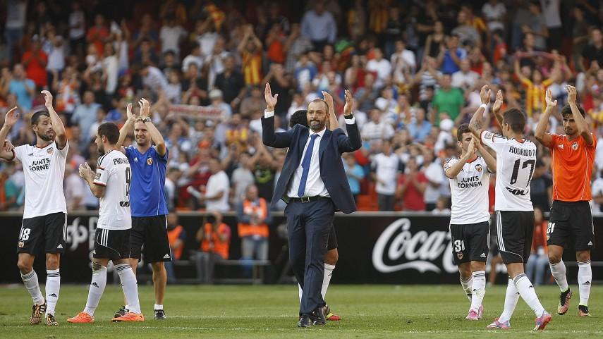 Nuno, en el Valencia hasta 2018