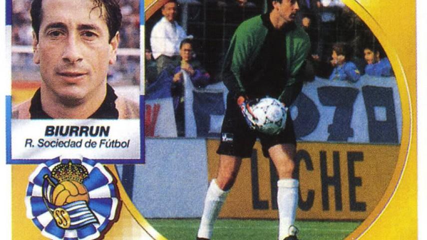 Qué fue de... Vicente Biurrun   Noticias   Liga de Fútbol