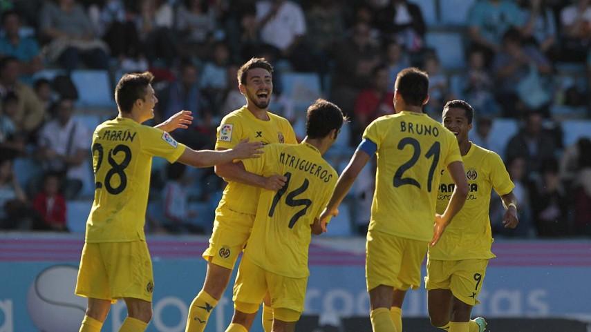 Un minuto mágico de Moi sostiene al Villarreal