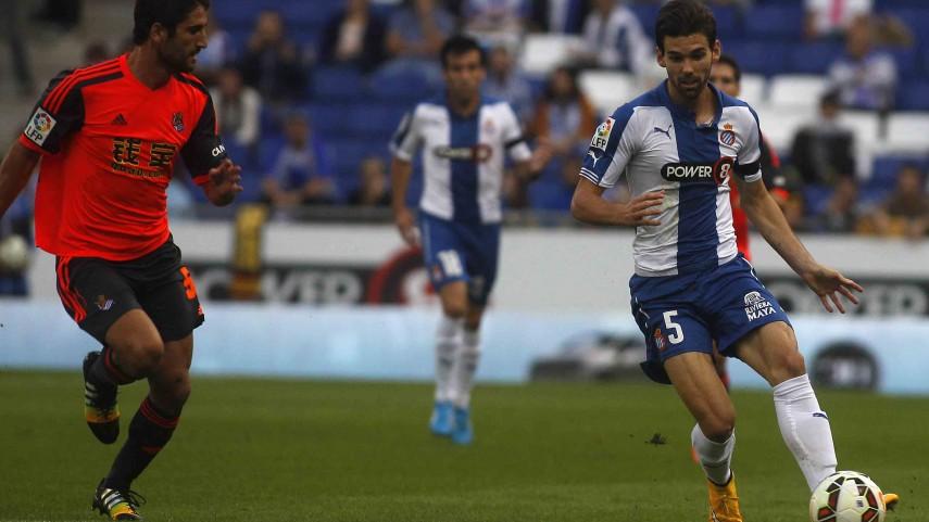 El Espanyol tira de oficio ante la Real Sociedad