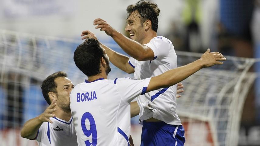 La confianza vuelve a encumbrar al Zaragoza